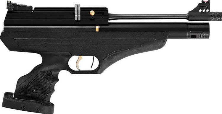 Wiatrówka pistolet PCP Hatsan (AT-P1) Ludzisko - image 1