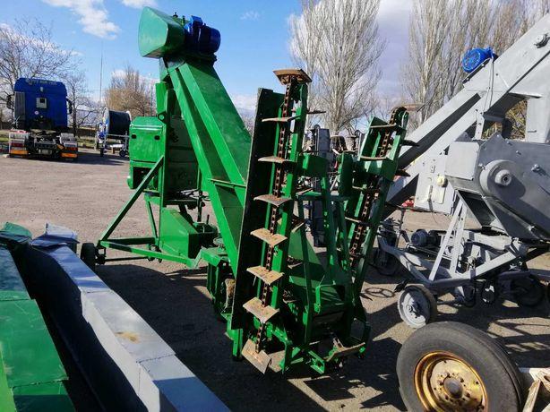Зернометатель зернопогрузчик ЗМ-60 для сеялки бороны плуга