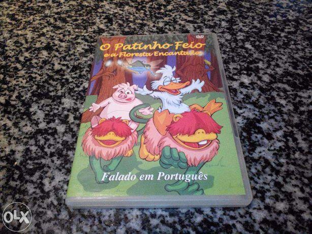 DVD de Contos Classicos