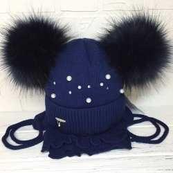 Комплект шапка шарф Agbo