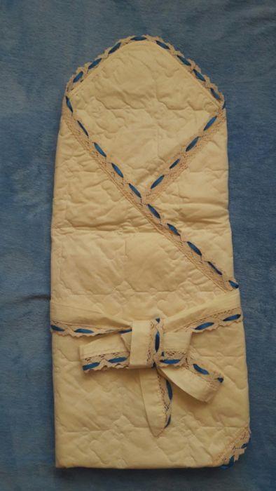 Конверт-трансформер (одеяло) на выписку Киев - изображение 1