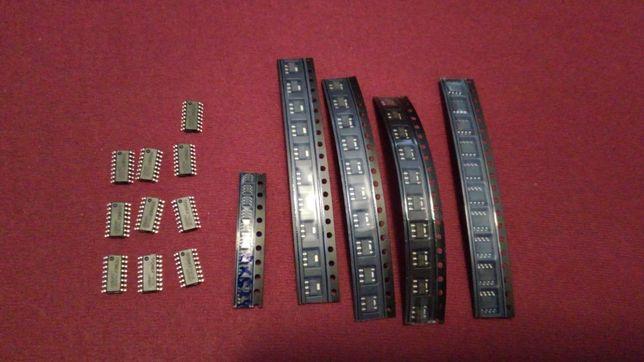 MT7201, PT4115, MT3411, AMC7135, CX2812, QX5241, TP4221, TP4057