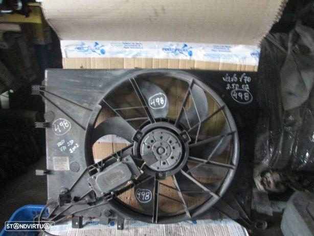 Ventilador 0130303909 VOLVO / V70 / 2002 / 2.5 D / BOSCH /