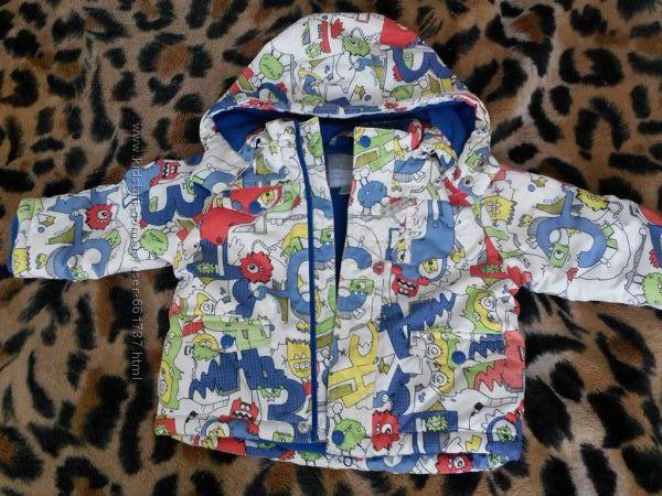 Куртка зимняя комбинезон chicco