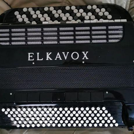 Acordeon (Acordeão) Elkavox 83
