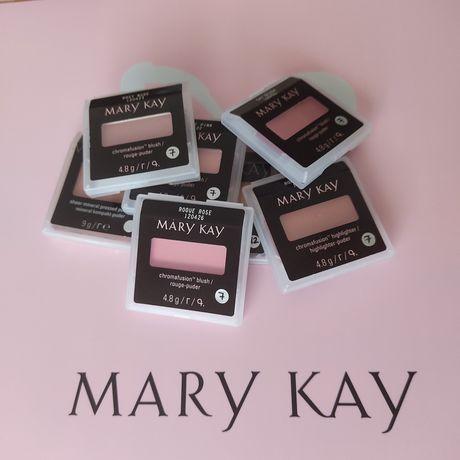 LIQUIDAÇÃO DE STOCK Mary Kay - Blush e Sombras NOVO