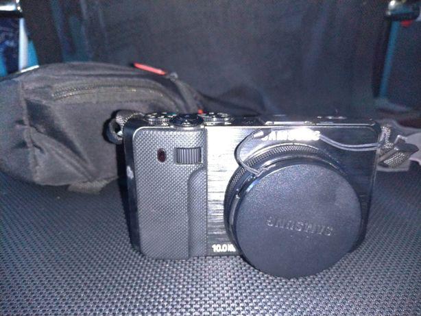 Фотоаппарат Samsung EX1 + карта Toshiba 16Gb 10Class + чехол