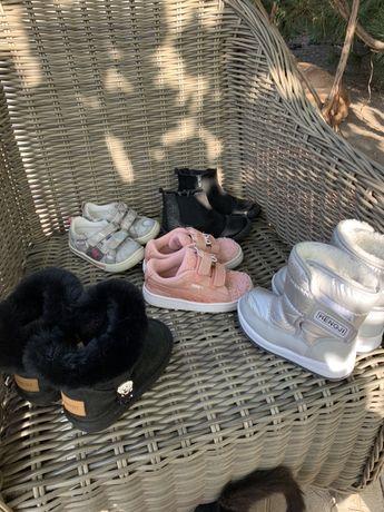Хорошая обувь  для девочки