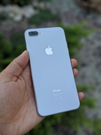 iPhone 8 Plus 64 Silver