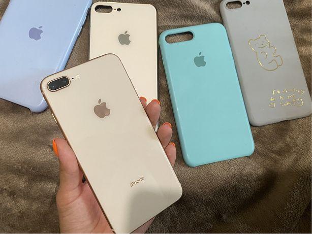 IPhone 8 plus ( gold )