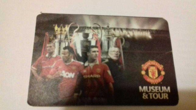 Bilety z meczów Rugby rep. Irlandii oraz bilet z muzeum Manchester Utd