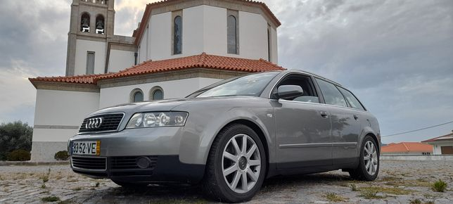 Audi A4 Avant 1.9 TDI 130CV M6 SLINE   235 000 kms