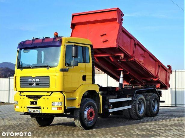 Man Tg 310a Wywrotka 5,20m + Bordmatic 6x4