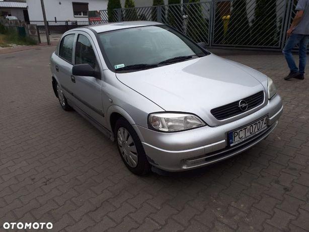 Opel Astra LPG, zadbana
