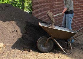 KO ZIEMIA OGRODOWA W BIG BAGACH dostawa HDS cały śląsk piasek żwir