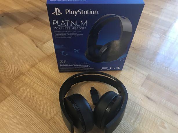 Sony PlayStation Wireless Platinum Headset