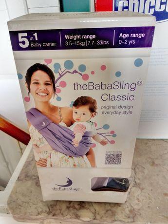 Porta bebés baba sling