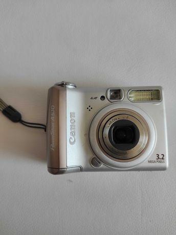 Цифровой фотоаппарат Canon A510 б/у