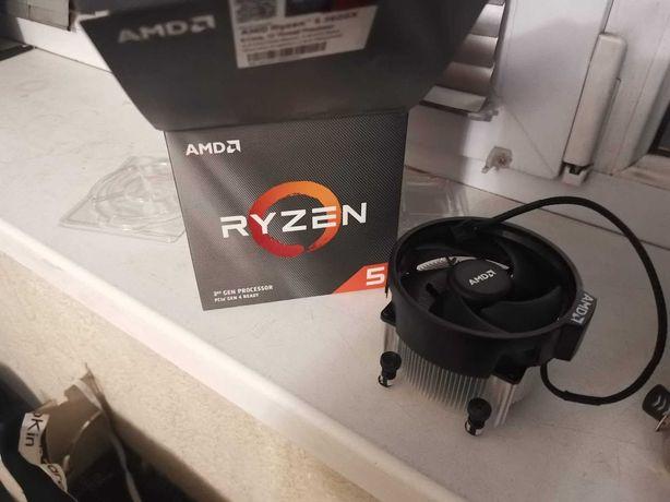 Куллер на AM4 AMD Ryzen