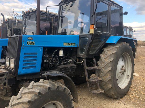 Трактор МТЗ 892 отличное состояние