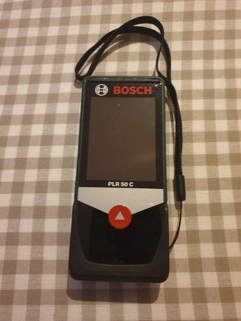 Medidor de distâncias laser, Bosch PLR 50 C