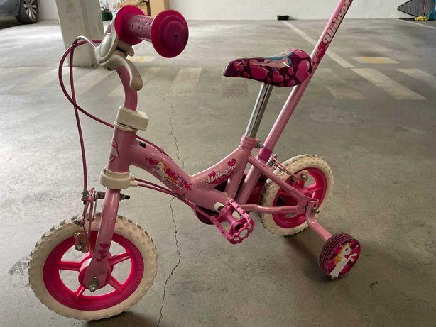 Bicicleta de menina - Unicórnio