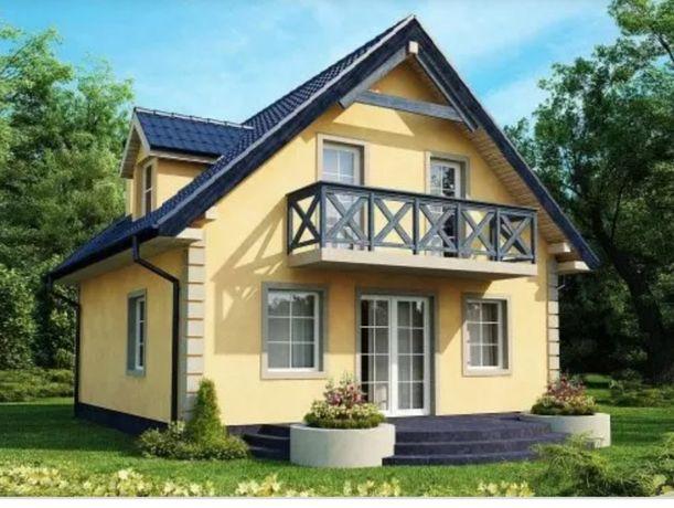 Строительство домов. От 6000 за м.кв.!Продам дом на Вашем участке.