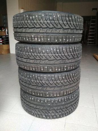 Бронированные зимние шины 245/710 R490 117T Michelin Pilot Alpin PA4