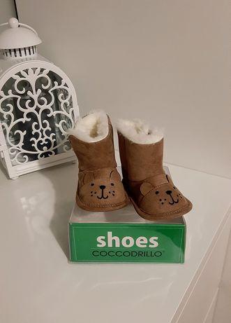 Buty niechodki Cocodrillo