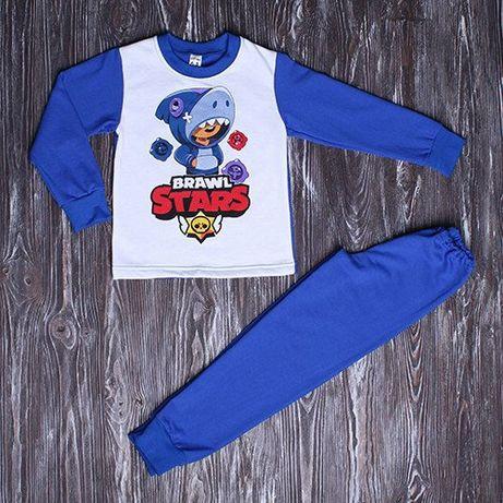 Пижама с героями Бравл старс