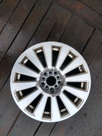 Felga Aluminiowa Pojedyncza 17Cali WW-AUDI 5X112-5X100 2Rozstawy Srub