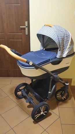 Wózek Bebetto Bresso 2w1 Cały Komplet!