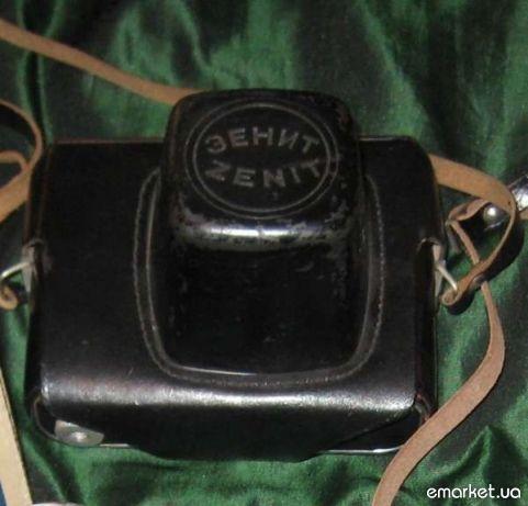 Кожаный футляр для фотоаппарата Зенит ЕМ,ЕТ