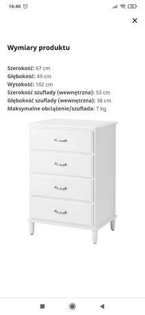 Komoda IKEA Tyssedal