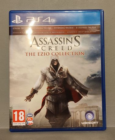 PlayStation 4! Assassin's Creed The Ezio Collection! PS4 - Polecam
