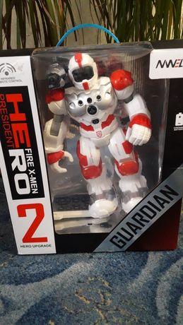 Детская игрушка робот, большая.