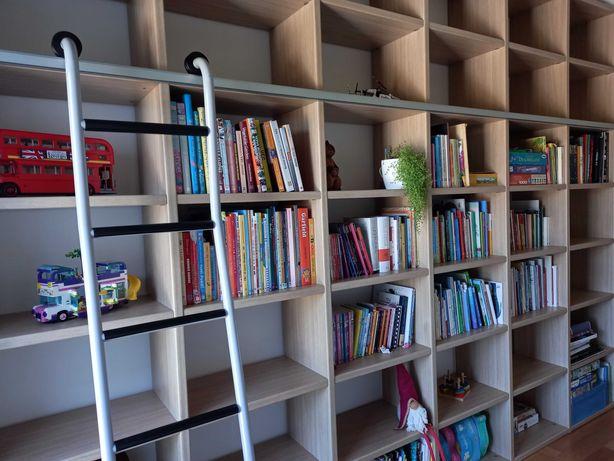 Estante para escritório ou biblioteca