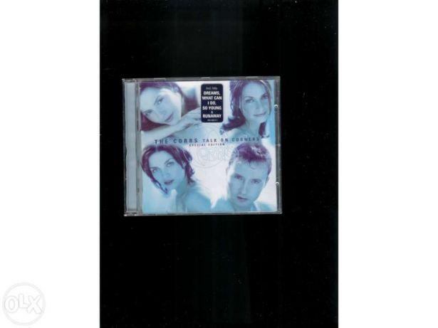 The Corrs - The Talk on Corners Edição Especial (portes incluídos)