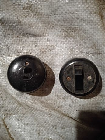 Електро вимикачі ретро