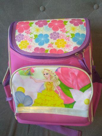 Продам шкільний рюкзак з ортопедичною спинкою для дівчинки