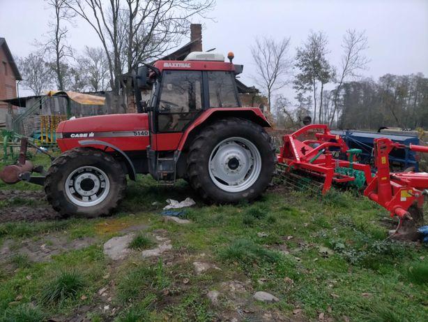 Case IH 5140 uszkodzony silnik