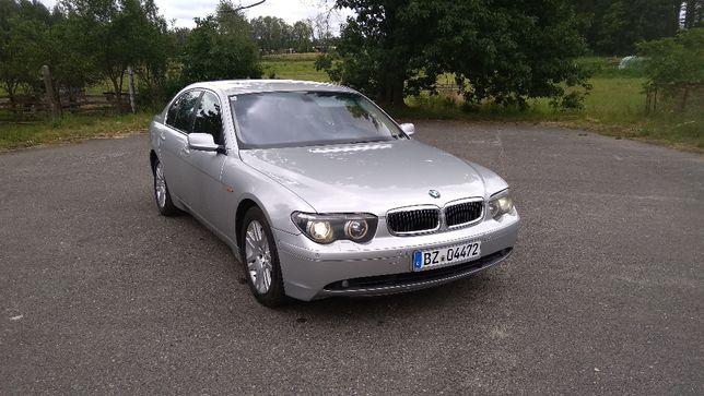 BMW 7 e65 3.6 v8