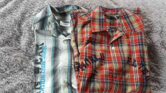 Koszule chłopięce Yigga