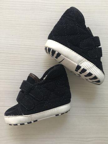 Пинетки детские, пінетки теплі, первая обувь,