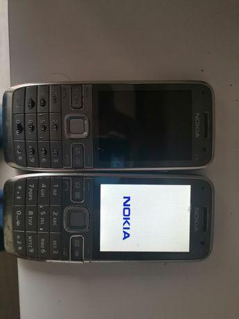 Nokia e52 x2 uszkodzone