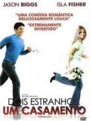 DVD Dois Estranhos, Um Casamento