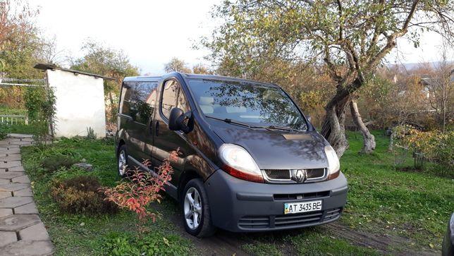 Renault Trafik груз