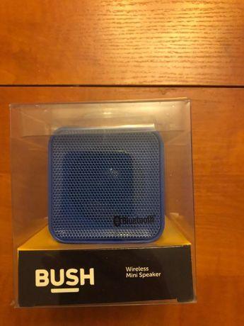 Głośnik Bluetooth Bush Nowy Niebieski