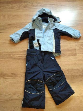 Kurtka + spodnie Tchibo / kombinezon 86-92