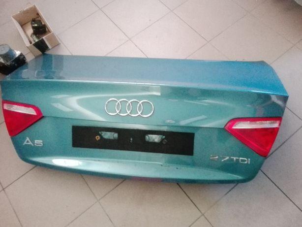 Klapa tył Tylna Audi A5 Coupe Bez Malowania LX5U